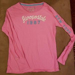 Aeropostale long sleeve tshirt